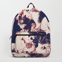 Cats. Forever. Backpack