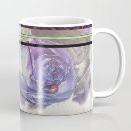 Ultraviolet Bouquet Coffee Mug