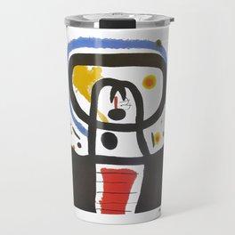 Joan Miro Equinox 1967 Artwork, Tshirts, Prints, Posters, Men, Women, Kids, Youth Travel Mug