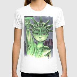 Liberty Wept T-shirt
