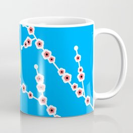 Trees in bloom Coffee Mug