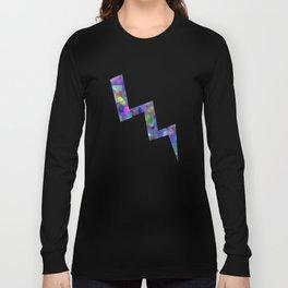 Retro Shapes Long Sleeve T-shirt
