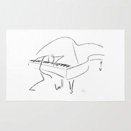 Keith Jarrett – Improvisations in Jazz Rug