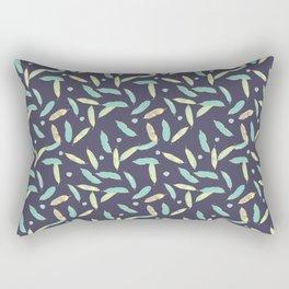 Tropical Croton Rectangular Pillow