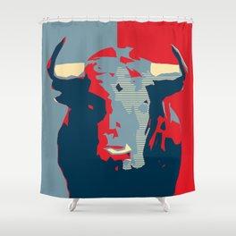 TORO Shower Curtain