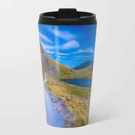 Descending on MIners' Track Travel Mug