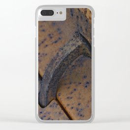 I Didn't Know The Punch Was Spiked II Clear iPhone Case