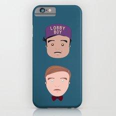 Gustave & Zero - Grand Budapest Hotel Slim Case iPhone 6s