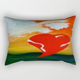 TOMORROW'S HEART Rectangular Pillow