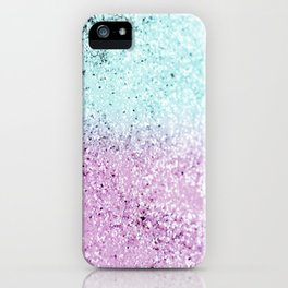 Mermaid Lady Glitter #2 #decor #art #society6 iPhone Case