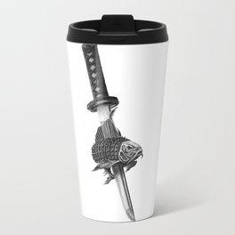Iron Goldfish Travel Mug