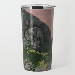 Parc National du Fjord-du-Saguenay Travel Mug