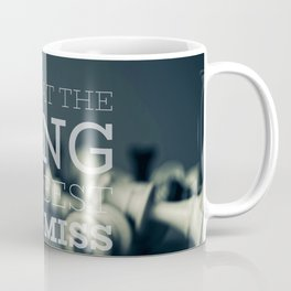 Come At The King, You Best Not Miss Coffee Mug