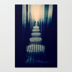 Slabs Canvas Print