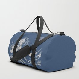 Hokusai - Big Wave of Kinagawa Duffle Bag