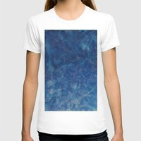 blues T-shirts featuring BLUES by Dash of noir
