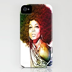 Miss Ross  iPhone (4, 4s) Slim Case