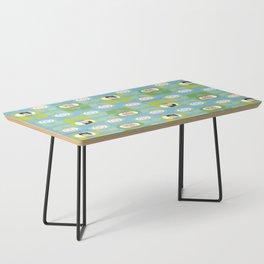 mabo & jimmy garden - blue Coffee Table