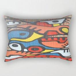 CAMINOS Y MONTAÑAS Rectangular Pillow