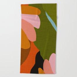 Floria Beach Towel