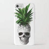 hawaii iPhone & iPod Cases featuring Hawaii by Sebastien Yarks