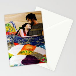 Vibrant love  Stationery Cards