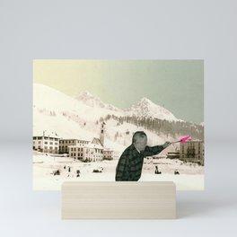 The Painter Mini Art Print