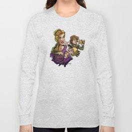 Poisoned King Long Sleeve T-shirt