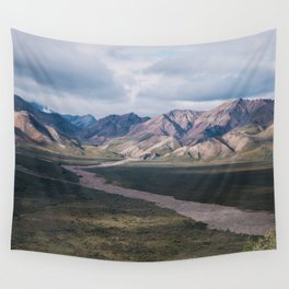 Polychrome Pass Wall Tapestry