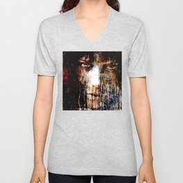Nights Eyes Unisex V-Neck