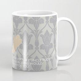 His Last Vow - Mycroft Holmes Coffee Mug