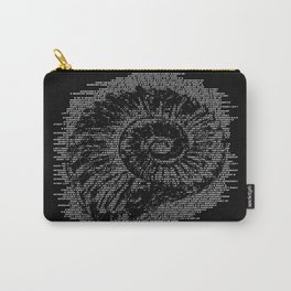 Chaos is Order Carry-All Pouch