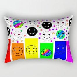 Humanity 03 Rectangular Pillow