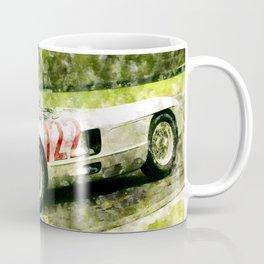 Sterling Moss 1955 Mille Miglia 300 SLR Coffee Mug