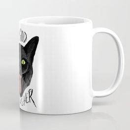 Dahlia666 - No God, No Master Coffee Mug
