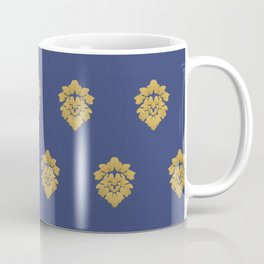 Free Marches (Blue) Coffee Mug