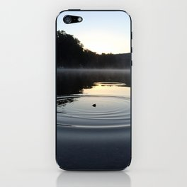 Sunrise Ripple iPhone Skin