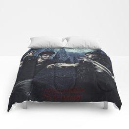 Halloween Nightmare Poster  Comforters