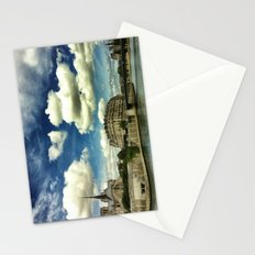 From the river Seine Stationery Cards
