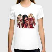 glee T-shirts featuring unholiest by marziiporn