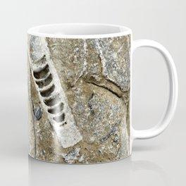 Rock Fossil Coffee Mug