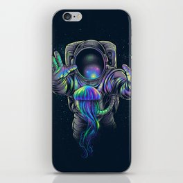 Jellyspace 2 iPhone Skin