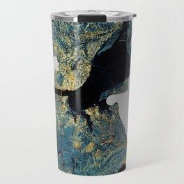 Fernando Pessoa & Lisbon Travel Mug