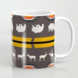 Deer and bears Coffee Mug