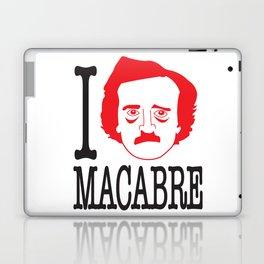 I __ Macabre Laptop & iPad Skin