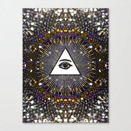 The Power Canvas Print