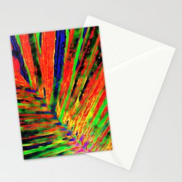 TIGER NEON Stationery Cards
