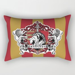 Gryffindor Color Rectangular Pillow