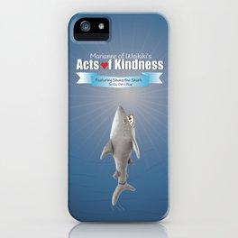 Shaka the Shark iPhone Case