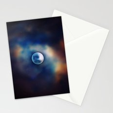 All great and precious things are lonely. Stationery Cards